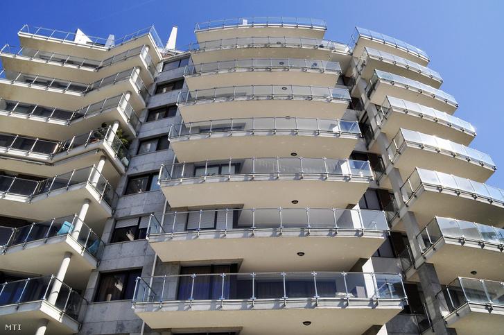 Új építésű lakások Budapesten