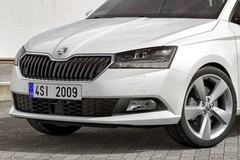 Megmutatták az új Škoda Fabiát
