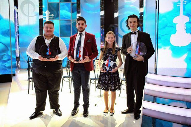 A Virtuózok 2016-os győztesei