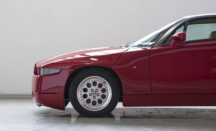 D1 Alfa Romeo SZ