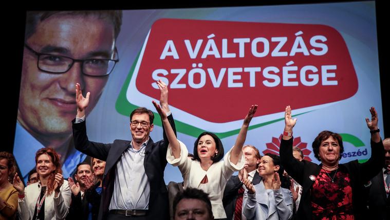 Elfogadták a választási megállapodást az MSZP és a Párbeszéd között