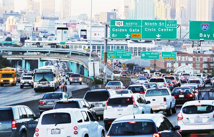 Forgalom San Francisco-ban