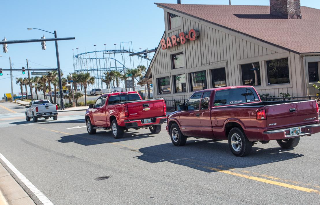 Nem mondom, hogy sok piros lámpa kellett egy ilyen tiszta pickup-sorhoz