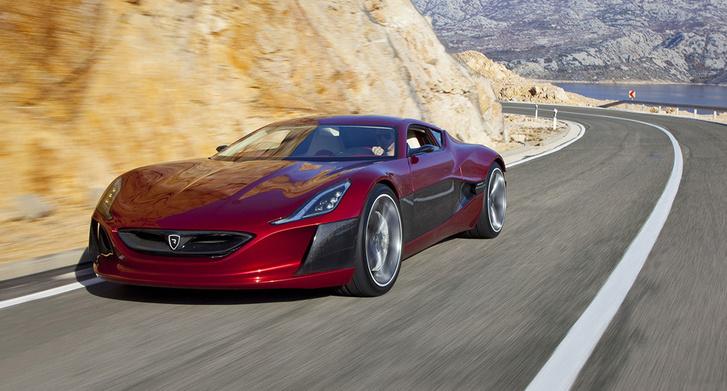 Ez itt még a Concept One egy változata. A Concept Two-ról egyelőre csak fantomképek keringenek a neten