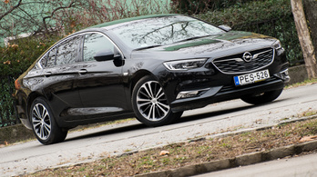 Opel Insignia Grand Sport 1.5 Turbo – 2018.