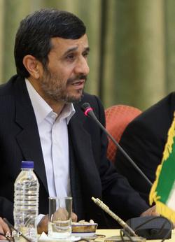Mahmúd Ahmadinezsád