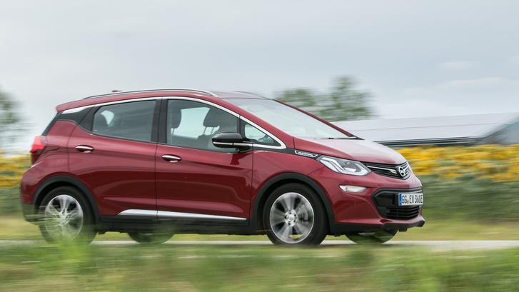 Chevrolet Bolt európai kiadásban, Opel Ampera-E-ként