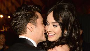 Katy Perry és Orlando Bloom megint együtt vannak