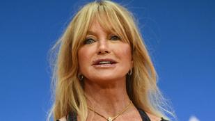 Goldie Hawn a szexuális zaklatásokról: