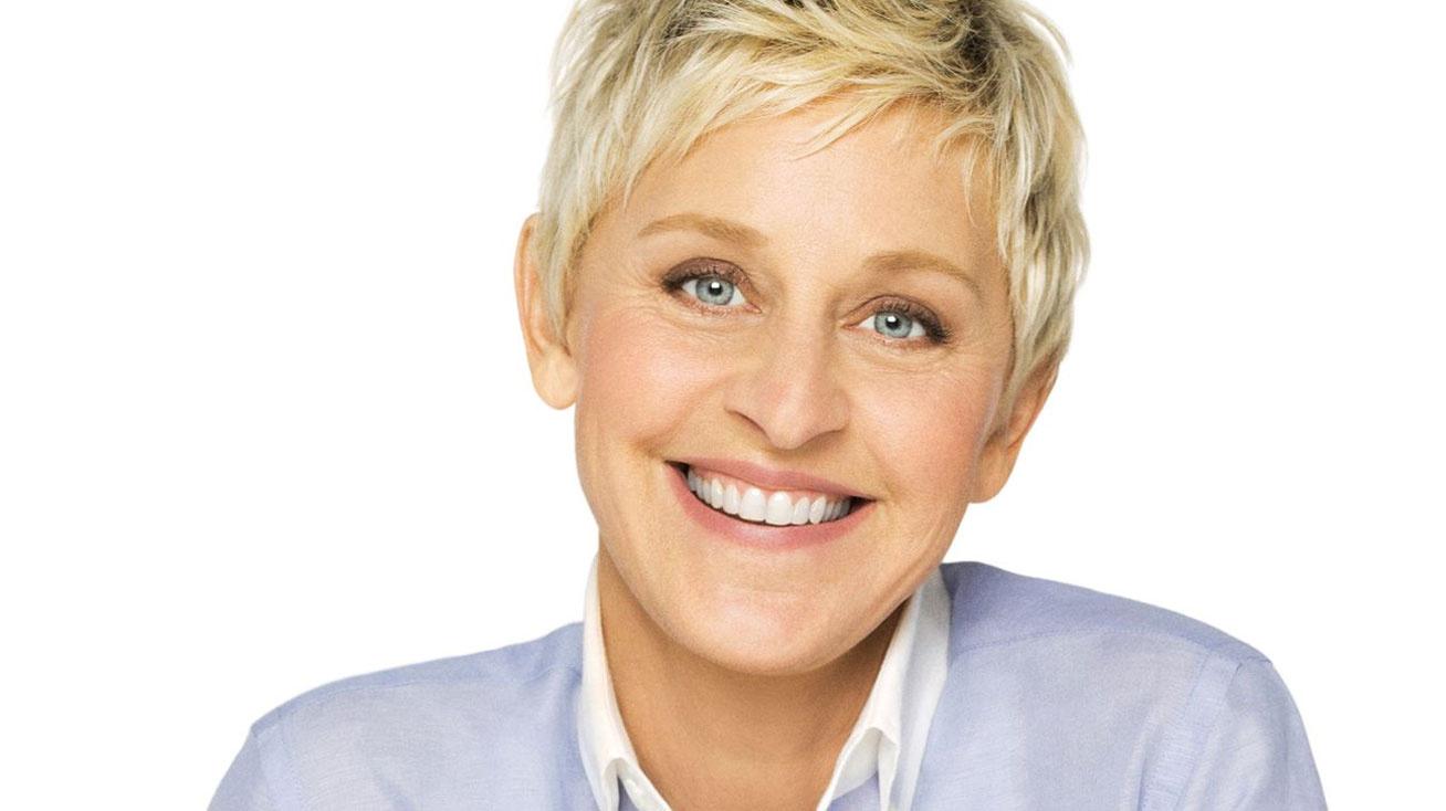 Ellen DeGeneres cover