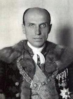Imrédy Béla 1938-ban