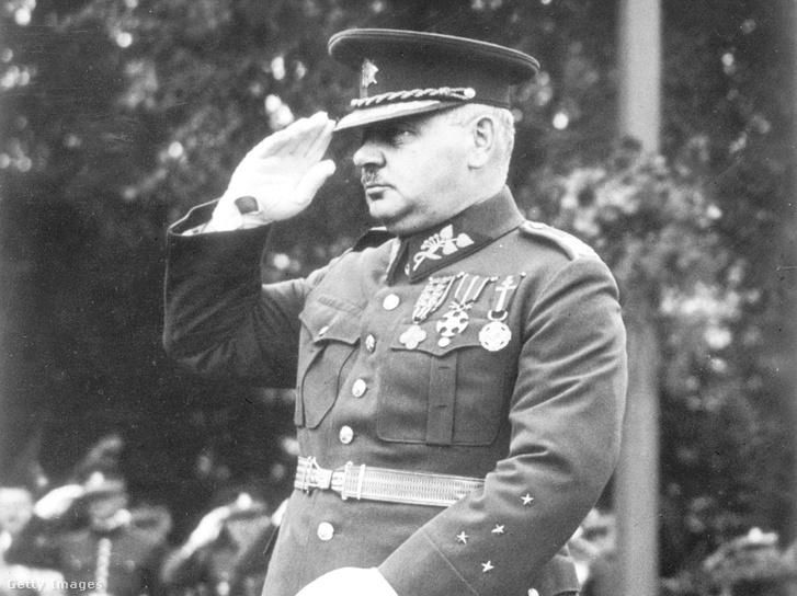 Jan Syrový 1938-ban