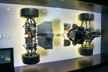 Több AMG-modell is megkaphatja a Project One technikáját