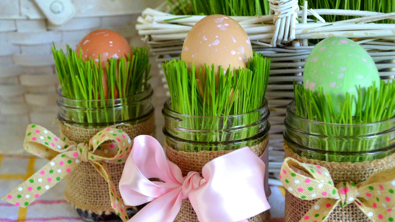 Ne dobd ki a dunsztosüveget! - Képeken 10 DIY húsvéti dekoráció