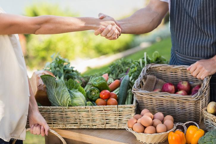 Fontos, hogy megismerkedjünk a helyi termelőkkel