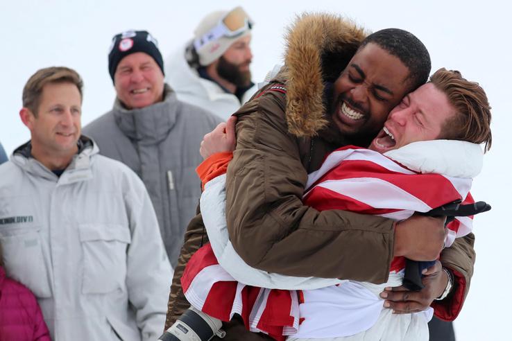 Shaun White háromszoros olimpiai bajnok lett