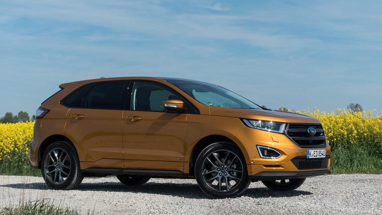 Ford Edge – Egy Ford, aminél még Tesla Model S-ből is többet adtak el Európában tavaly