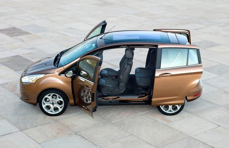 Ford B-Max –  A Ford kis tolóajtósa sosem lett sikeres, de azt talán nem várta senki, hogy évi 40 ezer fölötti eladás mellett egyszer csak beszántja a Ford