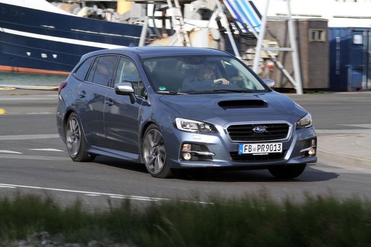 Subaru Levorg – Nem a Subaru évei ezek Európában
