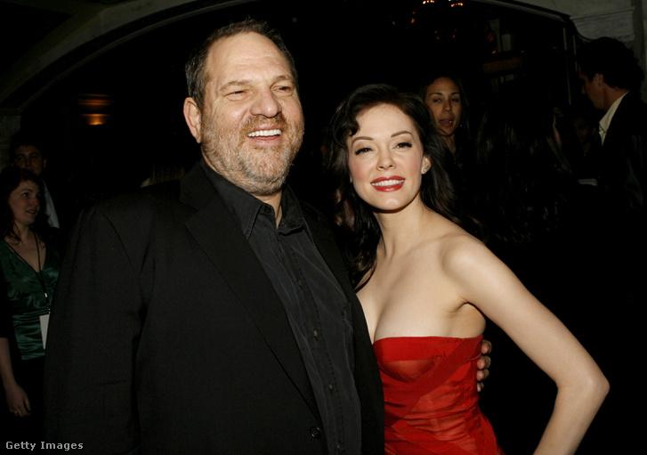 Weinstein és Mcgowan 2007-ben