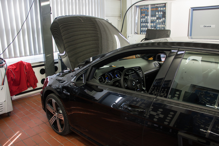 A korszerű, elektronikai rendszerekkel felvértezett autók elektromos diagnosztika nélkül a legtöbb esetben nem javíthatók