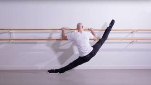 Ez a balett-tanár három küzdősportban feketeöves