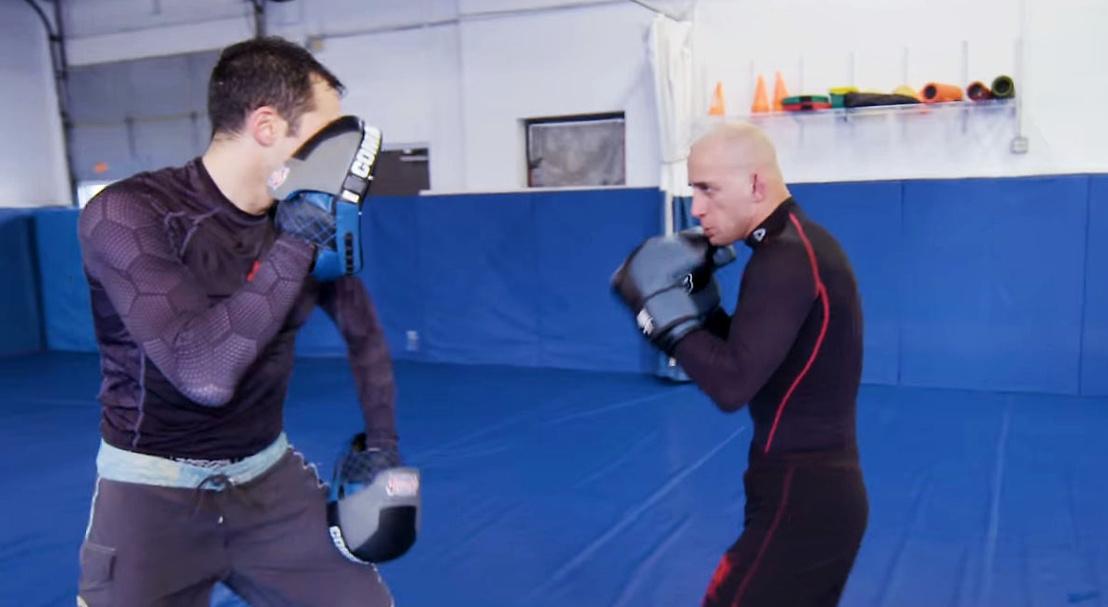 Színésznő randi boxer