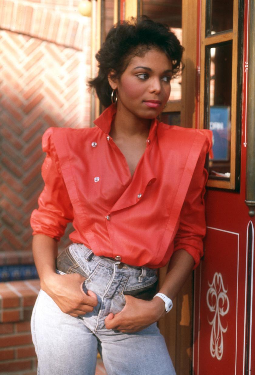 Az énekesnő 1984-ben, itt még csak 18 éves volt.