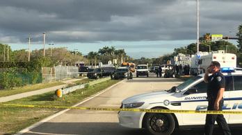 Bíróság elé állhat a parklandi iskolai lövöldözés során elmenekülő seriffhelyettes