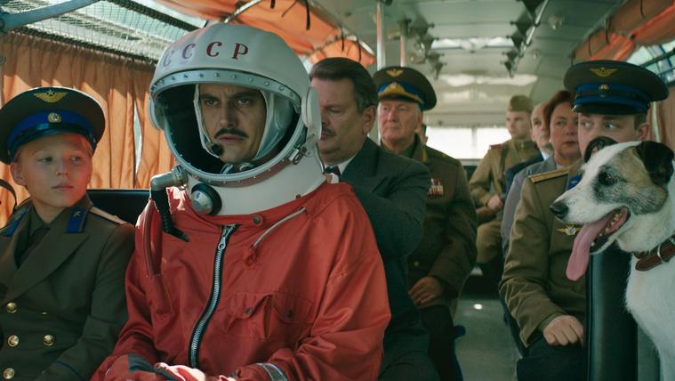 Lajkó, az első cigány az űrben
