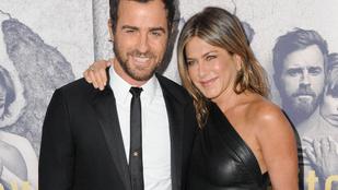 Jennifer Aniston és Justin Theroux válnak