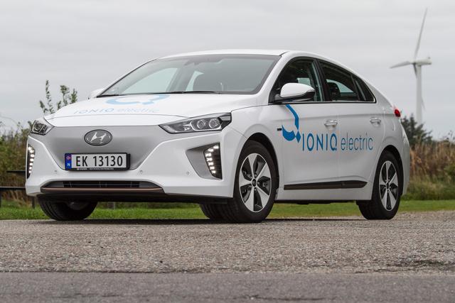 Hyundai Ioniq: az egyik legélhetőbb elektromos autó a piacon
