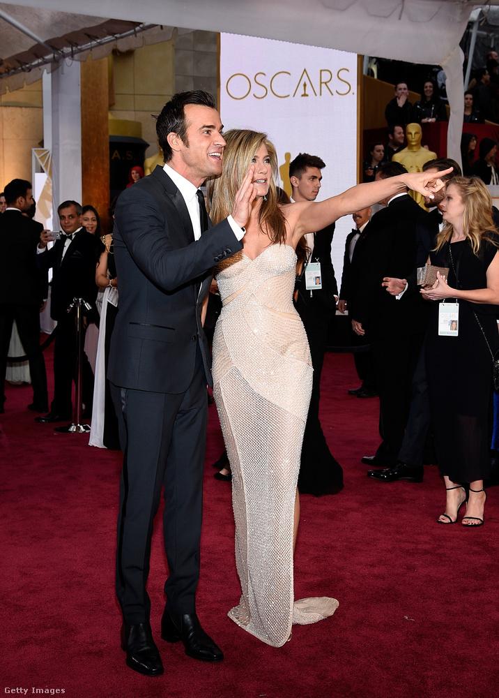 Jennifer Aniston és férje, Justin Theroux közleményben jelentették be válásukat.