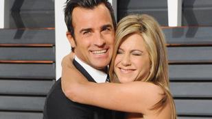 Pedig milyen szépek voltak együtt - Jennifer Aniston és Justin Theroux kapcsolata képekben