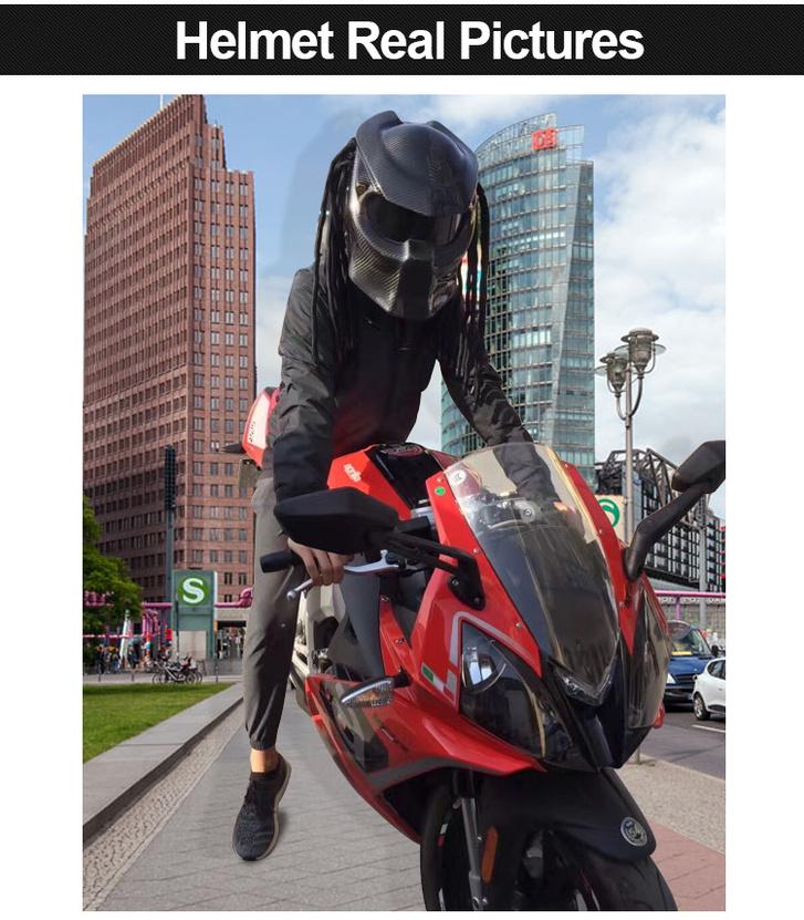 Helmet Real Picture!!! Hogy nem szakad rá az ég :D:D:D:D