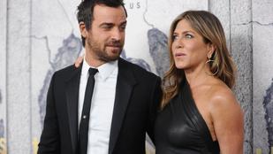 Lehet, hogy Jennifer Aniston soha nem is volt Justin Theroux felesége?