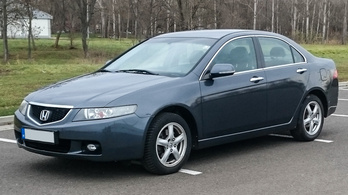 Honda Accord 2.2 i-CTDi Sport – 2004.