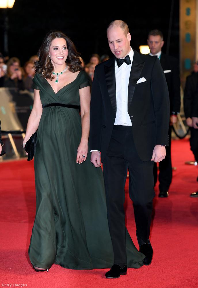 A BAFTA-val folytatódott az a Time's Up kampány, ami a Golden Globe-díjátadóval kezdődött, hogy dress code-ba írták a kötelező fekete viseletet.