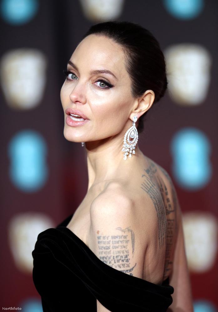 Angelina Jolie-val búcsúzunk.Viszlát!