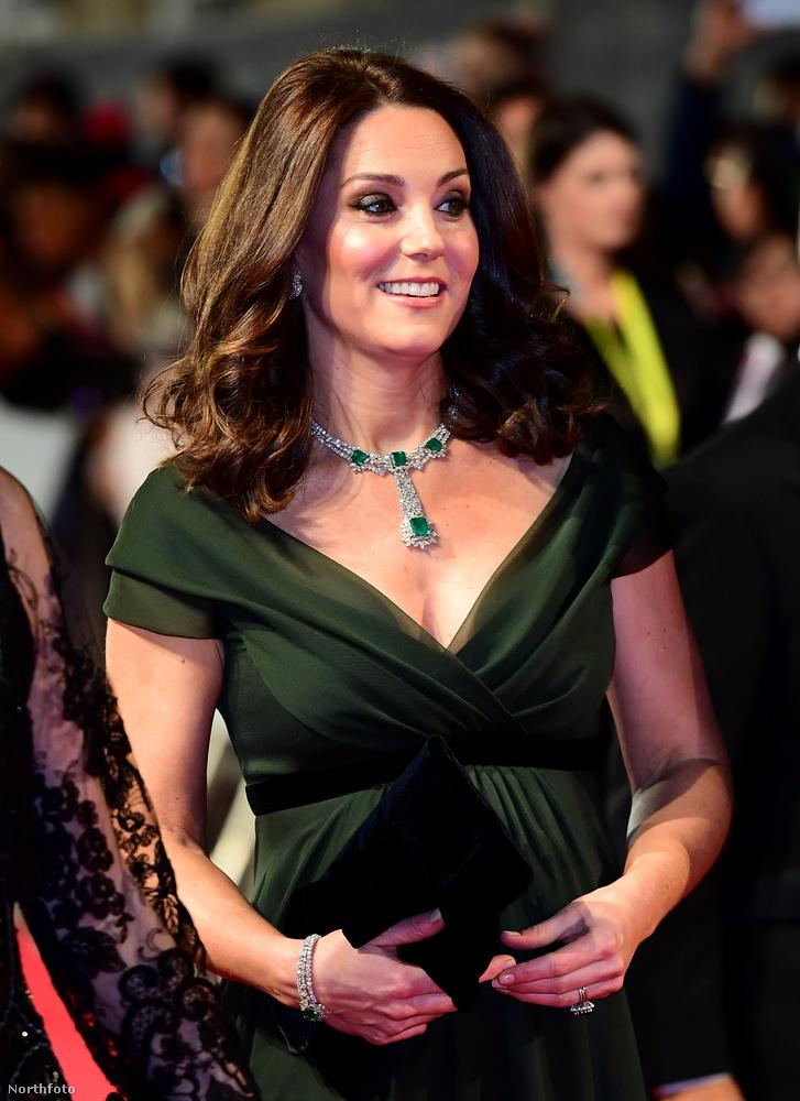 Katalin hercegné okozta műhiszti miatt már írtunk a BAFTA-díjátadóról.