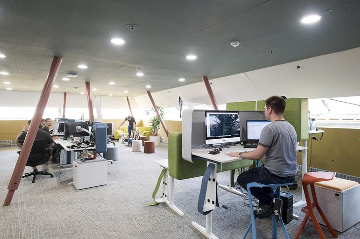 A LogMeIn irodája