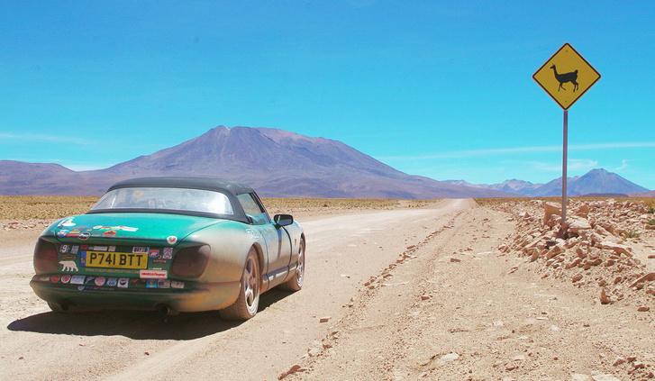 Bolíviában
