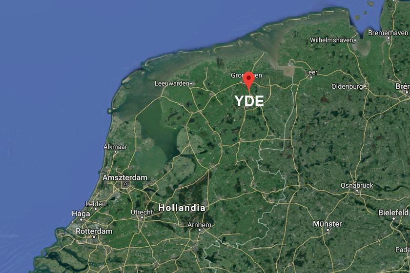 Hollandiában, a falu Stijfveen nevű lápjában találtak a lány maradványaira. Különösen a haja maradt jó állapotban.