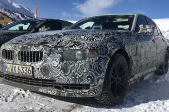 Olvasói kémfotókon a következő 3-as BMW