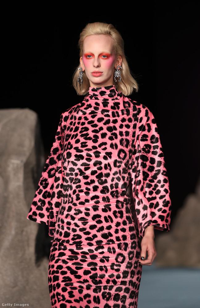 És ha már a fura sminkeknél tartunk, egy fotó erejéig nézzünk be a rózsaszín leopárdokat kedvelő Ashley Williamshez is!