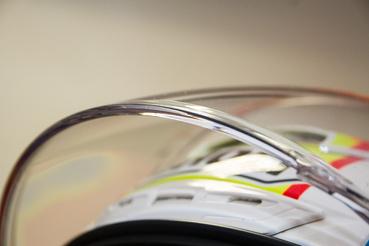 A fotokróm plexi nem vastagabb a sima víztisztánál