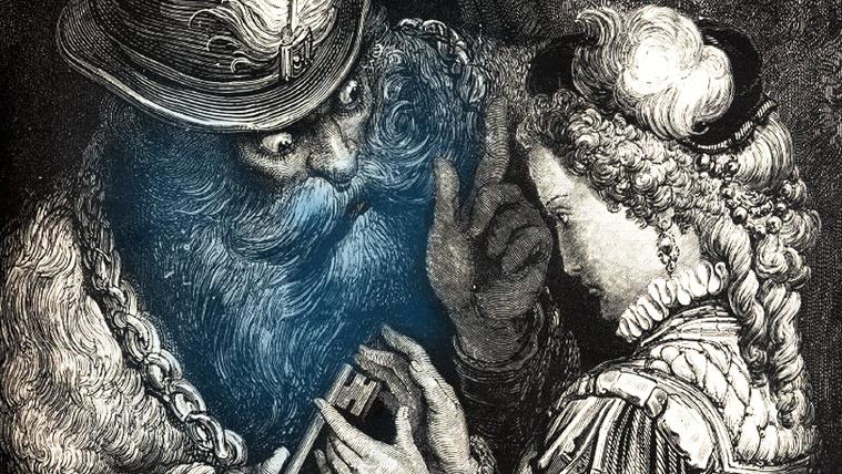 Ki volt az igazi Kékszakállú?