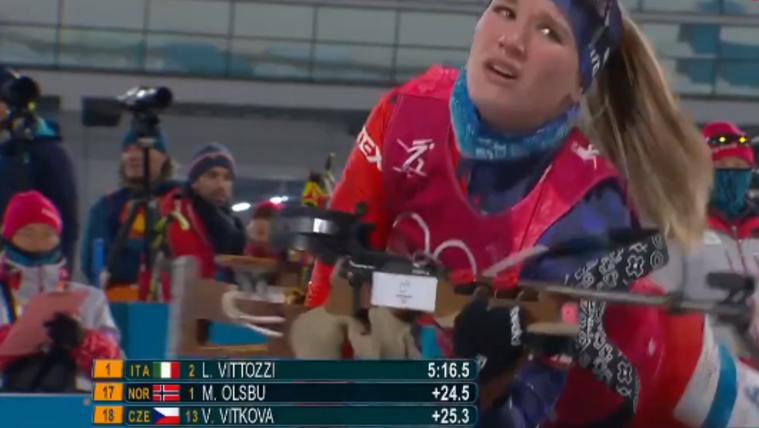 Elsírta magát lövészet közben a szlovák biatlonos
