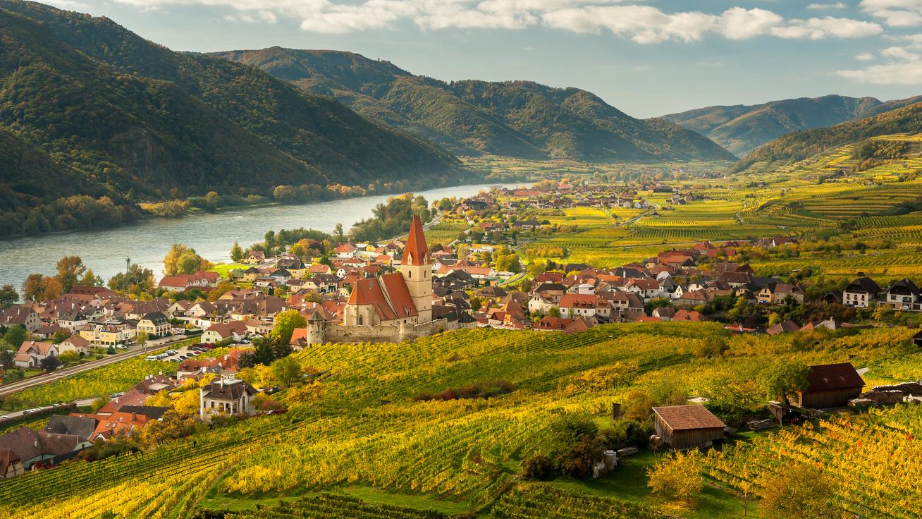 Ahol a folyók, a hegyek és a történelem találkoznak: az alsó-ausztriai Wachau nem véletlenül UNESCO Világörökség