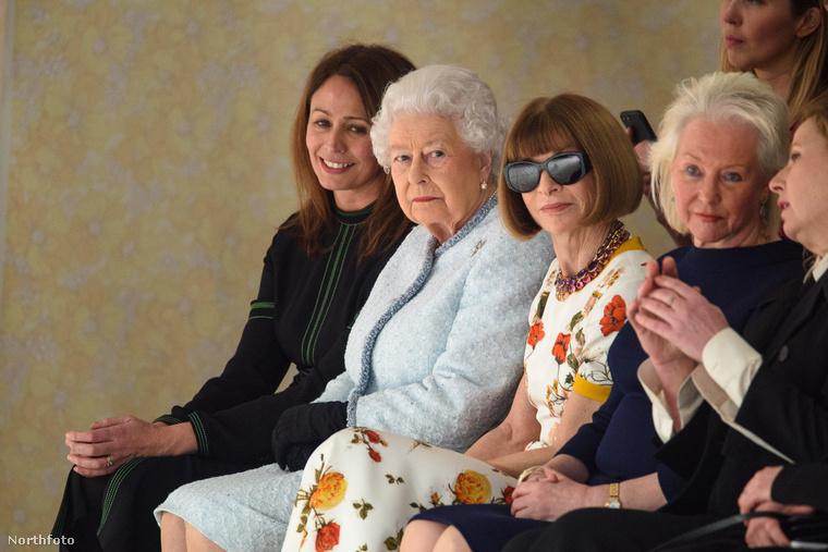 Anna Wintourról azt kell tudni, hogy bár brit származású, az amerikai Vogue főszerkesztőjeként lett híres